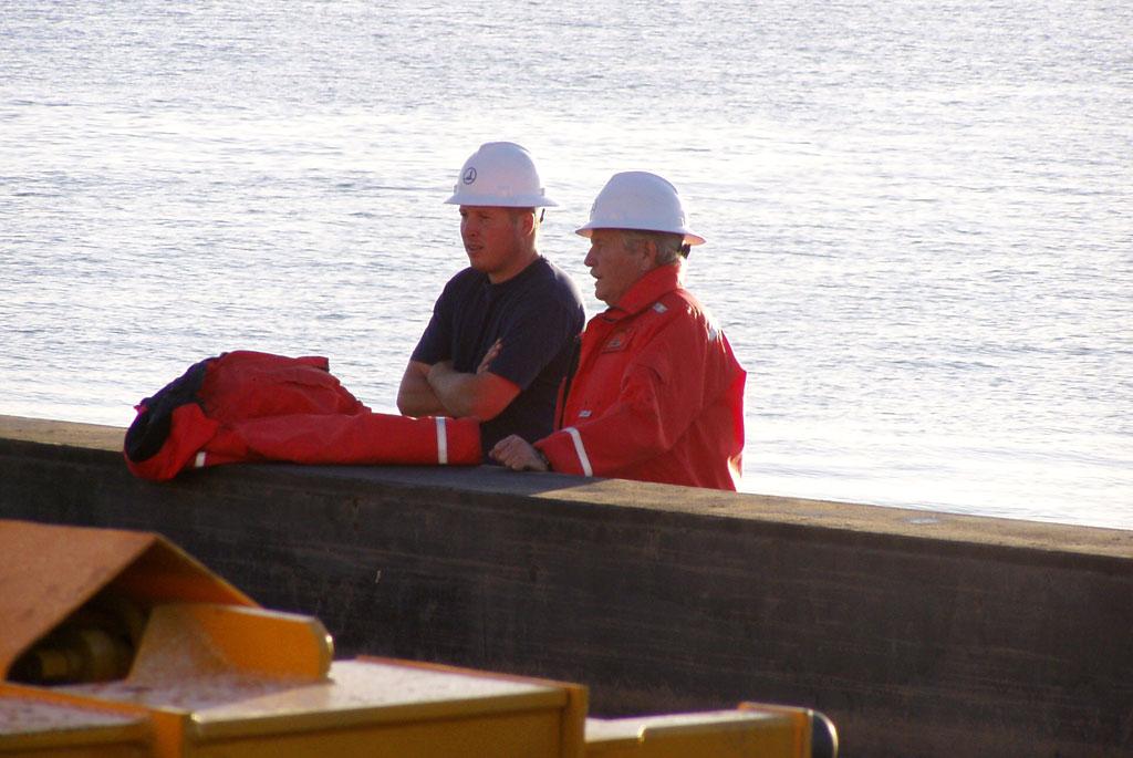 Lind Marine Crew
