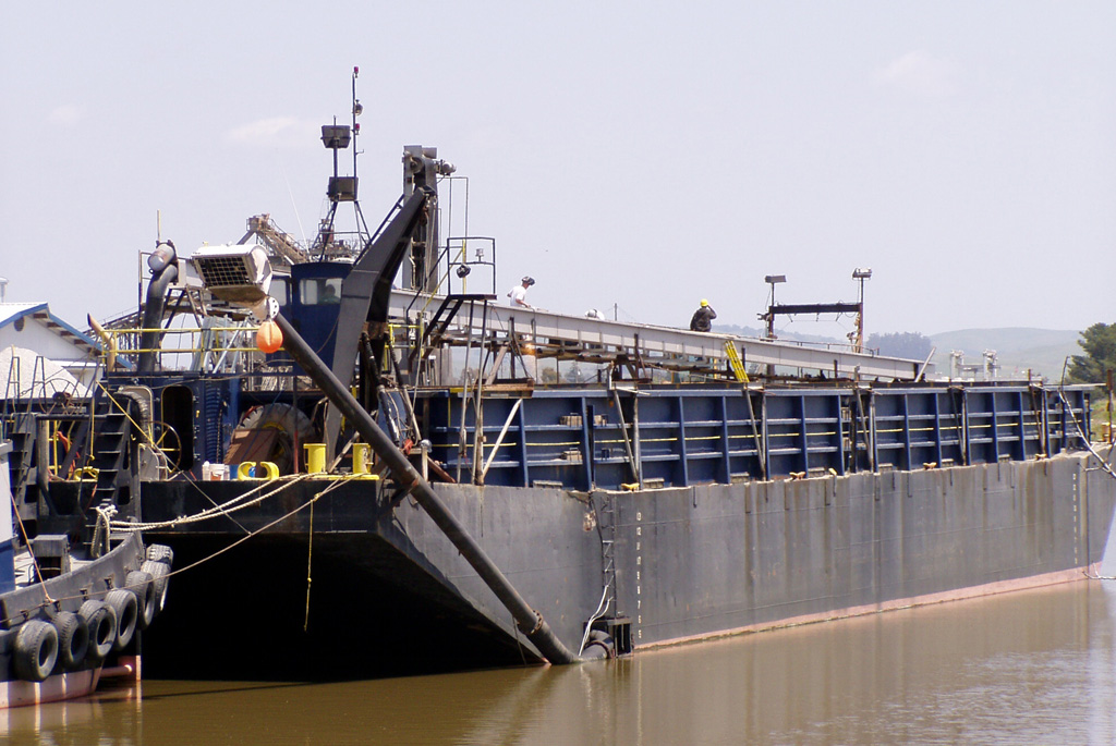 barge service