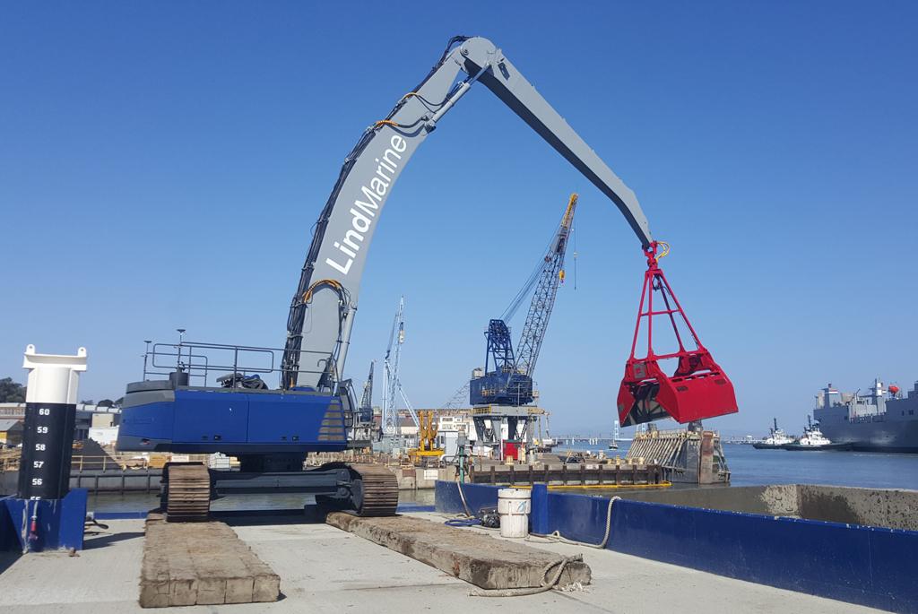dry dock dredging