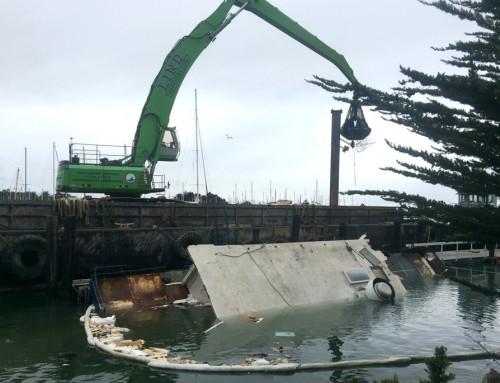 Hornblower Marine Salvage