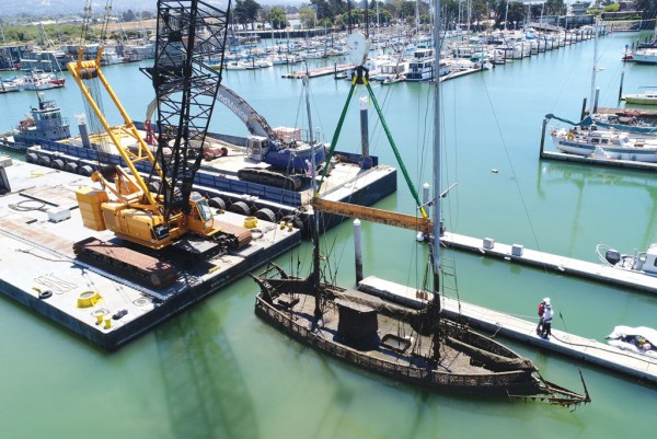 Lind Marine – Dredge, Barge and Tug Services | San Francisco