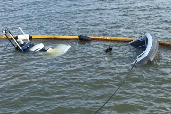 Contra Costa Sheriff Boat Retrieval