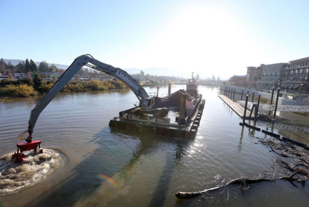 Napa River Maintainance