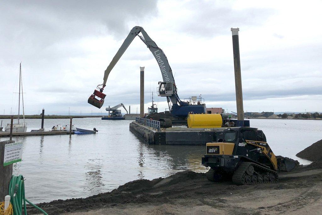 Lind Marine Enviromental Restoration